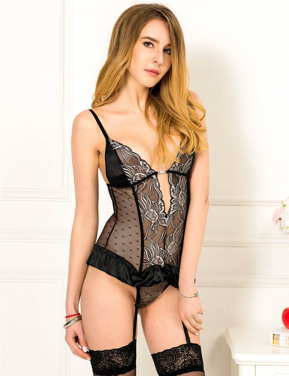 6fe09c3678f Wholesale Plus Size Lingerie With Discount Up To 60% Off ...